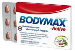 Bodymax Active x 600 tabletek