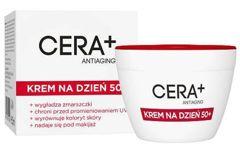 CERA+ Antiaging Krem na dzień 50+ 50ml