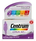 Centrum ONA 50+ x 30 tabletek
