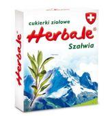Cukierki ziołowe Herbale szaławia 50g
