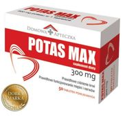 DOMOWA APTECZKA POTAS MAX 300mg x 50 tabletek