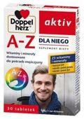 DOPPELHERZ Aktiv A-Z Dla Niego x 30 tabletek