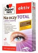 DOPPELHERZ Aktiv Total Na Oczy x 30 kapsułek