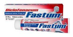 Diclofenacum Fastum żel 50g