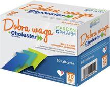 Dobra Waga + Cholester x 60 tabletek