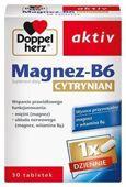 Doppelherz Aktiv Magnez-B6 Cytrynian x 30 tabletek