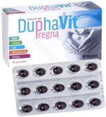 DuphaVit Pregna x 30 kapsułek - data ważności 31-10-2019