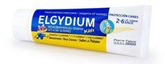 ELGYDIUM Kids pasta do zębów przeciw próchnicy bananowa 50ml
