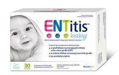 ENTitis baby smak neutralny x 30 saszetek - data ważności 30-10-2019r.