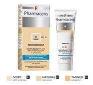 ERIS Pharmaceris F 03 Tanned nawilżający fluid antyoksydacyjny SPF20 30ml