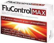 FLUCONTROL MAX x 10 tabl.