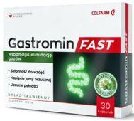 Gastromin Fast x 30 kapsułek