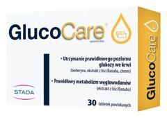 GlucoCare x 30 tabletek