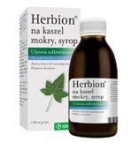 HERBION NA KASZEL MOKRY syrop 150ml