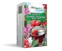 Herbatka fix z Żurawiną i Wierzbownicą x 20 saszetek