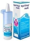 Hyal-Drop Multi krople 10ml