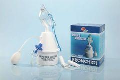 INHALATOR BRONCHIOL System 2-Spejser - Nebulizator