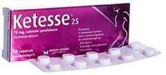 Ketesse 25 x 10 tabletek