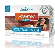 L-Karnityna 3 Activ x 30 kaps.