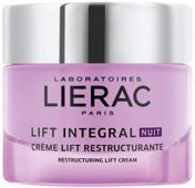 LIERAC Lift Integral restrukturyzujący krem liftingujący na noc 50ml