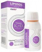 Liposol Vitamin K2+D3 liposomalna 100ml