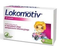Lokomotiv x 15 tabletek