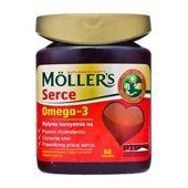 MOLLER'S Serce x 60 kapsułek