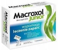 Macroxol Junior x 14 saszetek