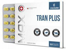 Max Tran Plus x 30 kapsułek