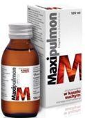 Maxipulmon syrop 3mg/ml 120ml