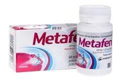 Metafen x 50 tabletek