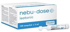 NEBU-DOSE Isotonic 5ml x 100 ampułek