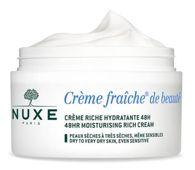 NUXE Creme Fraiche de Beaute krem nawilżający o bogatej konsystencji 50ml