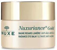 NUXE Nuxuriance Gold Rozświetlający Balsam pod oczy 15ml