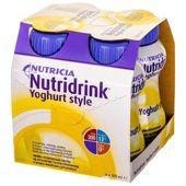 Nutridrink Yoghurt Style waniliowo-cytrynowy 4 x 200ml