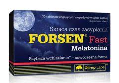OLIMP Forsen Fast Melatonina x 30 tabletek