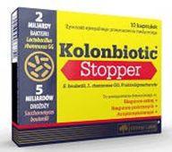 OLIMP Kolonbiotic Stopper x 10 kapsułek