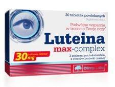 OLIMP Luteina Max Complex x 30 tabletek