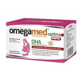 OmegaMed Optima Forte dla kobiet w ciąży 60 kapsułek DHA + 30 kapsułek optima