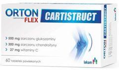 Orton Flex Cartistruct x 60 tabletek - data ważności 31-08-2019r.