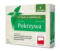 POKRZYWA x 30 tabletek
