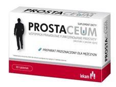 PROSTACEUM x 30 tabletek - data ważności 30-11-2018r.