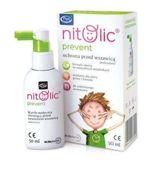 Pipi Nitolic Prevent Plus spray ochrona przed wszawicą 150ml