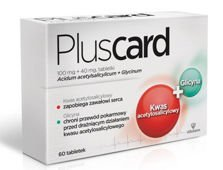 Pluscard x 60 tabletek