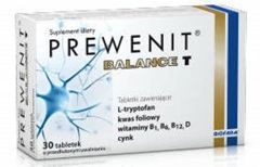 Prewenit Balance T x 30 tabletek