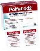 Przeziębienie i grypa x 20 saszetek
