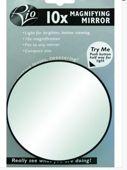 RIO Lusterko kosmetyczne 10 x Magnification Mirror x 1 sztuka