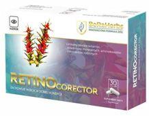 Retinocorector x 30 kapsułek - data ważności 30-09-2019r.