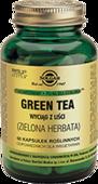 SOLGAR Zielona Herbata x 60 kapsułek - data ważności 30-09-2019