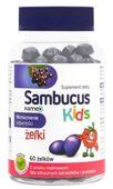 Sambucus Kids żelki x 60 sztuk
